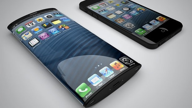 curved phone