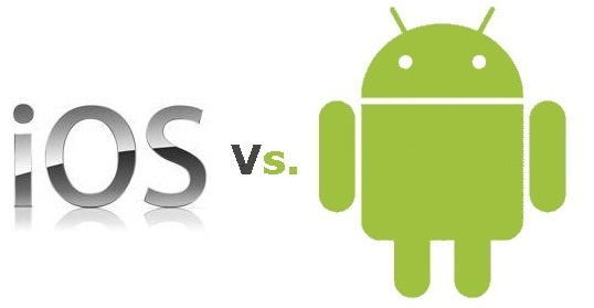 Just Another Android vs iOS Comparison