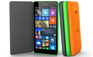 Introducing Microsoft Lumia 535