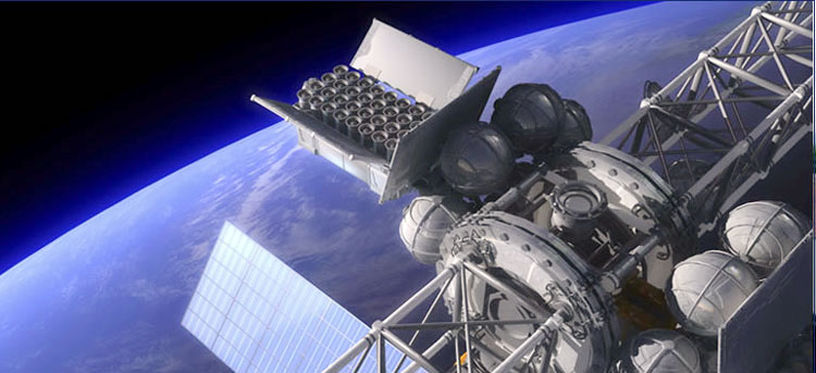 SpaceX Micro-Satellites for Low Cost Internet