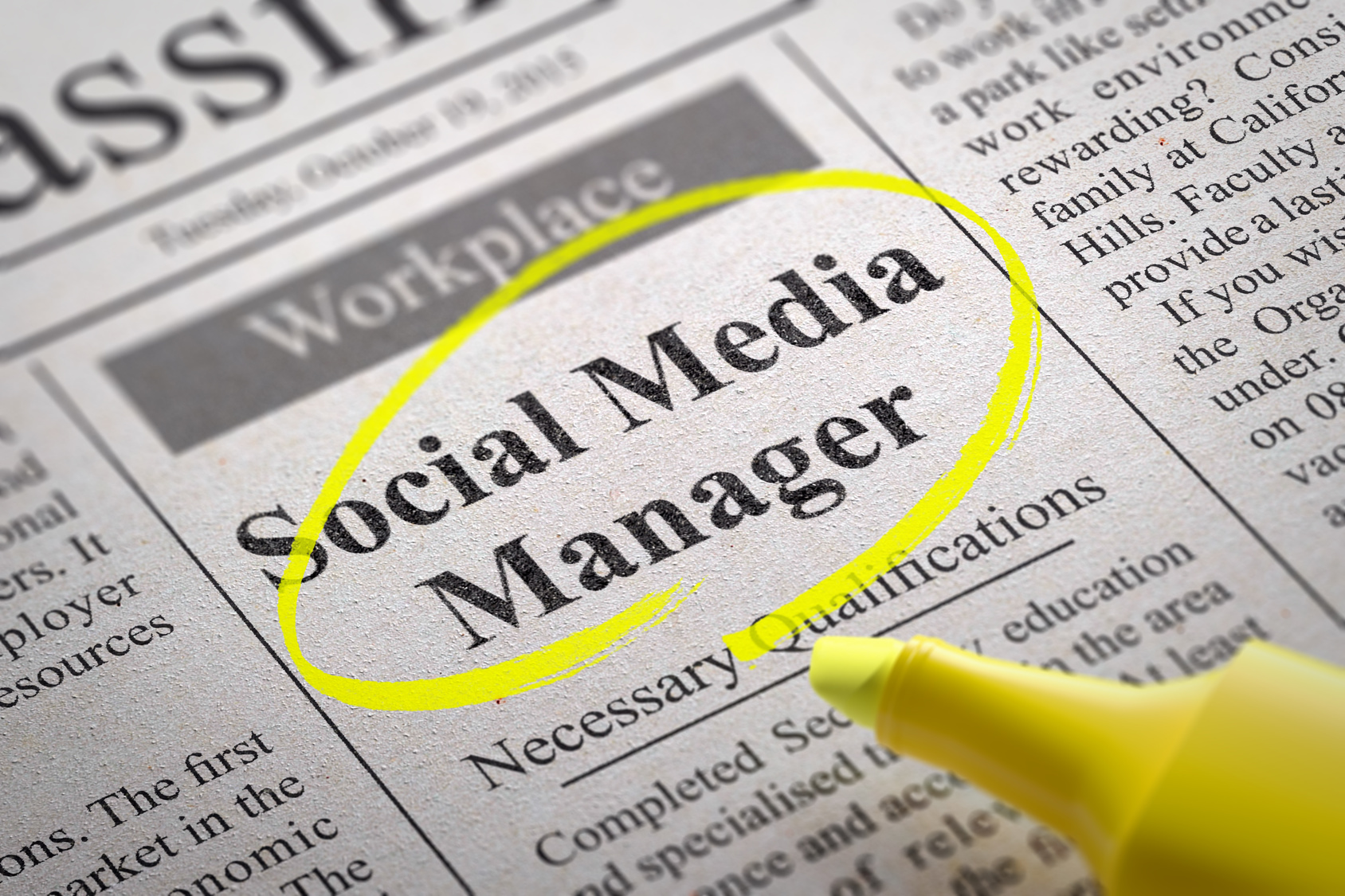 3 Tips for Aspiring Social Media Marketing Managers