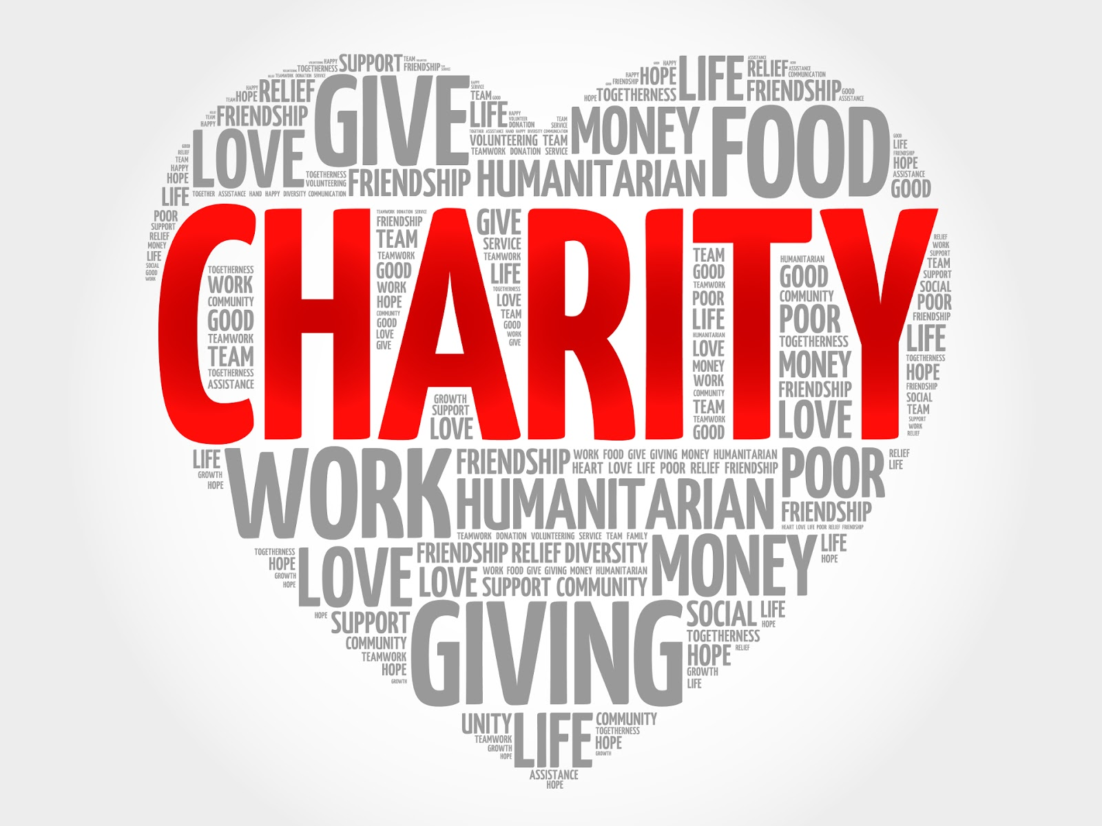 Issa Asad Shares His 3 Must-Dos Before Donating to Charity