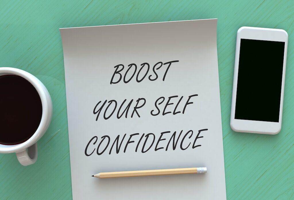 issa asad self confidence