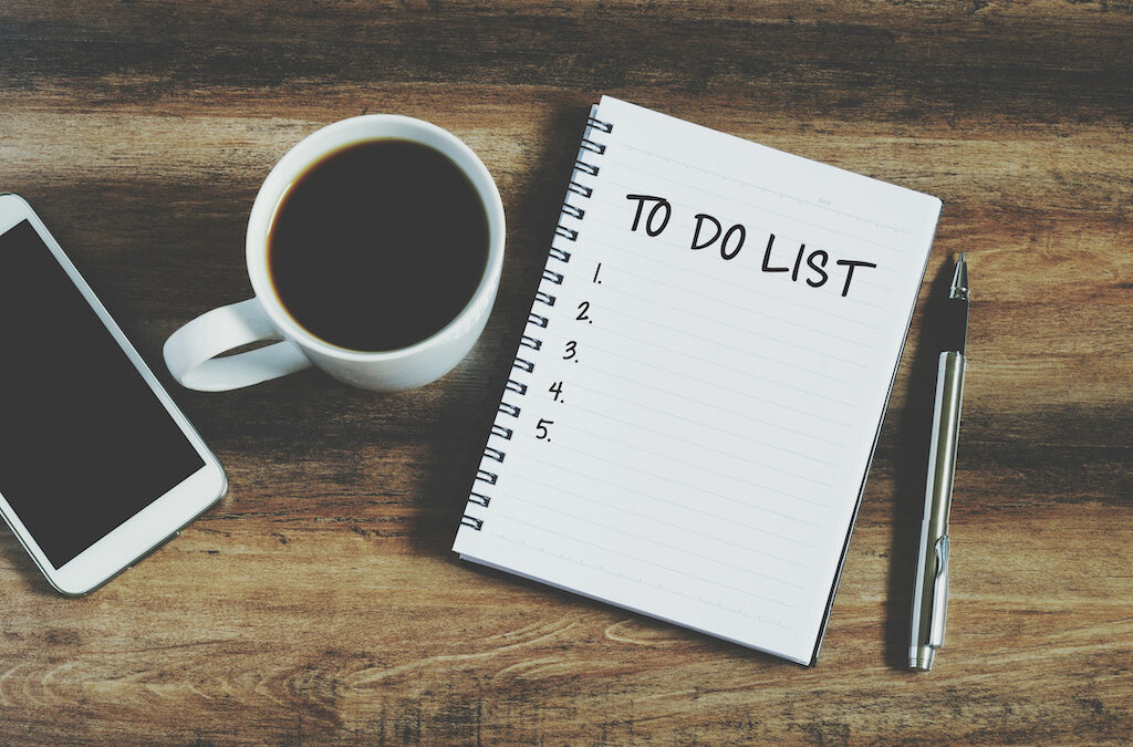 Issa Asad Shares 5 Tips to Make More Effective To-Do Lists